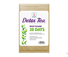 100% Organic Herbal Detox Tea Slimming Weight Loss Night Cleanse28 Day
