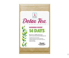 100% Organic Herbal Detox Slimming Weight Loss Tea Morning Boost 14 Day