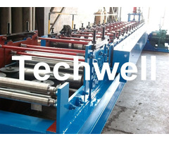 Hot Dip Galvanizing Steel Strip Profile Cable Tray Roll Forming Machine