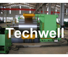 Steel Metal Slitting Machine Line With Electric Control System