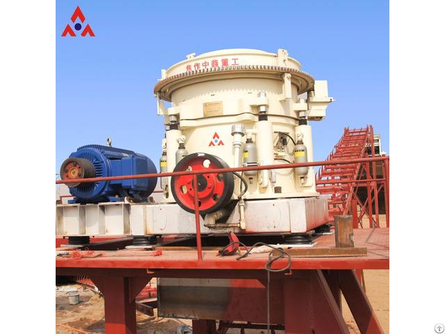 Zhongxin Hydraulic Cone Crusher
