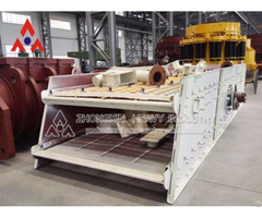 Circular Vibrating Screen Zhongxin Heavy Industry