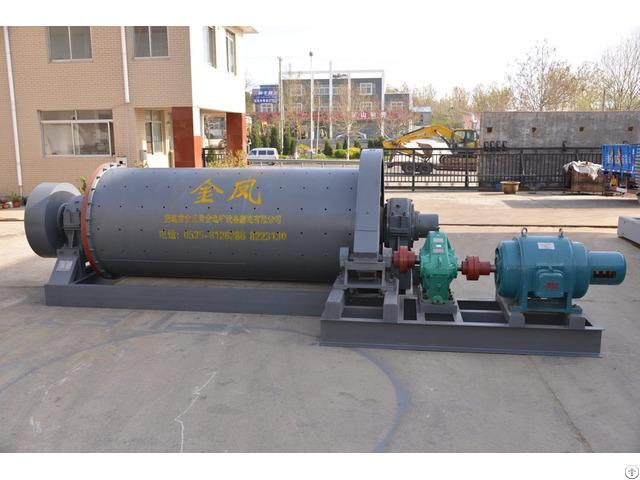 Provide Energy Saving Ball Mill