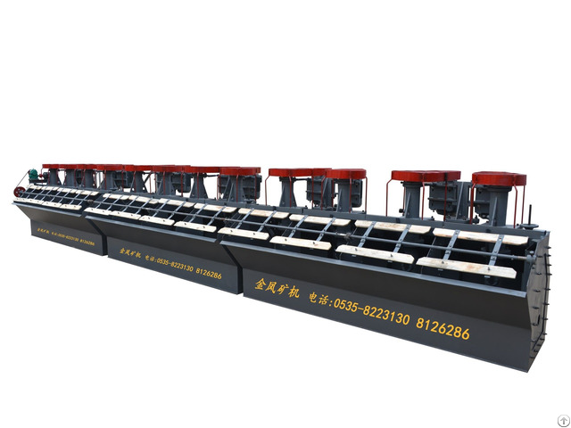 Provide Low Price And High Efficiency Flotation Machine