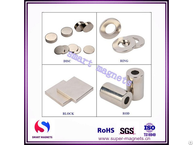 N52 Permanent Magnets