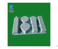 Custom High Grade Bagasse Pulp Cosmetic Packaging Boxes