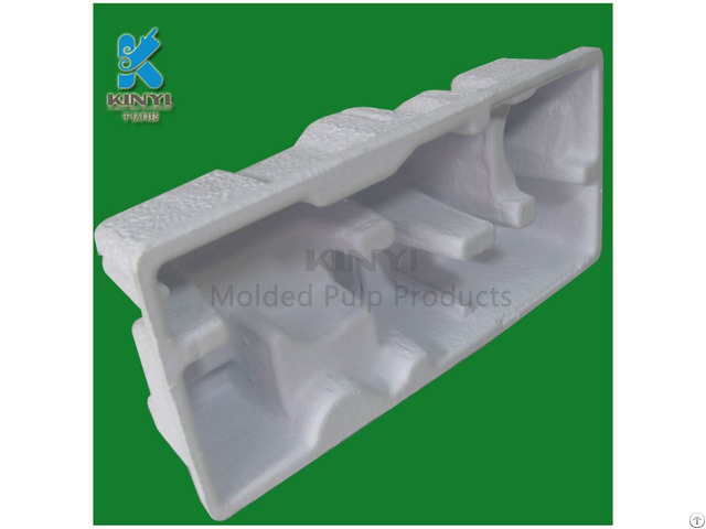 Thermoforming Paper Pulp Mold Electronic Packaging Tray