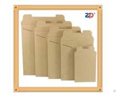 Brown Kraft Paper Self Seal Photo Mailers Envelope