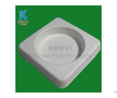 Biodegradable Electronic Paper Pulp Packaging Tray Eco Friendly