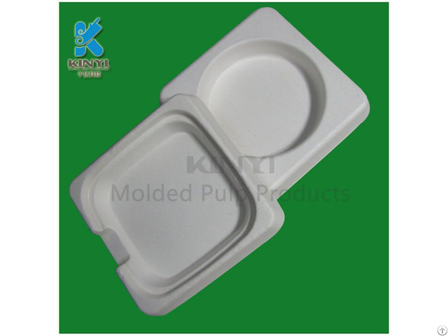 Food Grade Packaging Electronic Paper Pulp Innserts