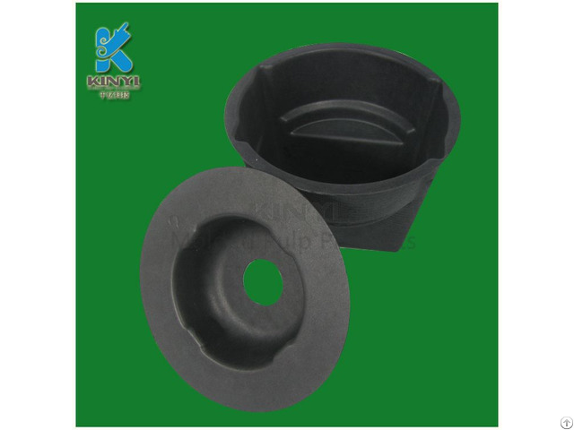 Electronic Inner Tray Bagasse Pulp Mold Environmental And Biodegradable