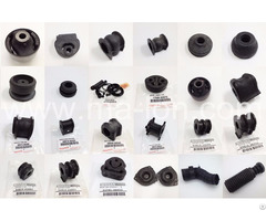 Rubbers Bush Bushing Sleeves Boosters Air Inlets