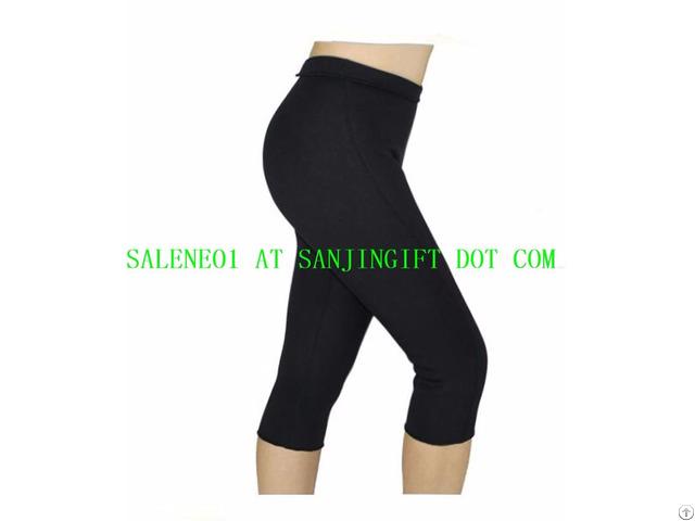 Neoprene Sport Slim Pants