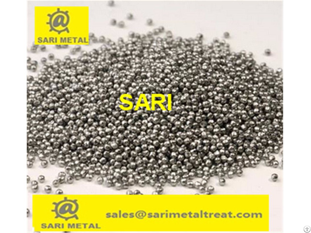Stainless Steel Shot Ss Wire Cutting For Blasting 0 1 0 3mm Good Price