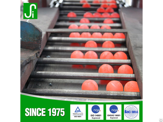 Forged And Casted Grinding Steel Ball