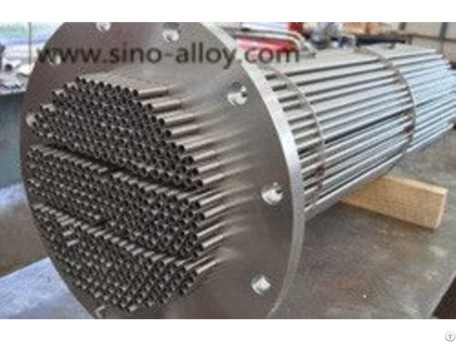 High Quality Stainless Steel Seamless Tube For Heat Exchangers