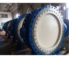 Spherical Sealing Butterfly Valve