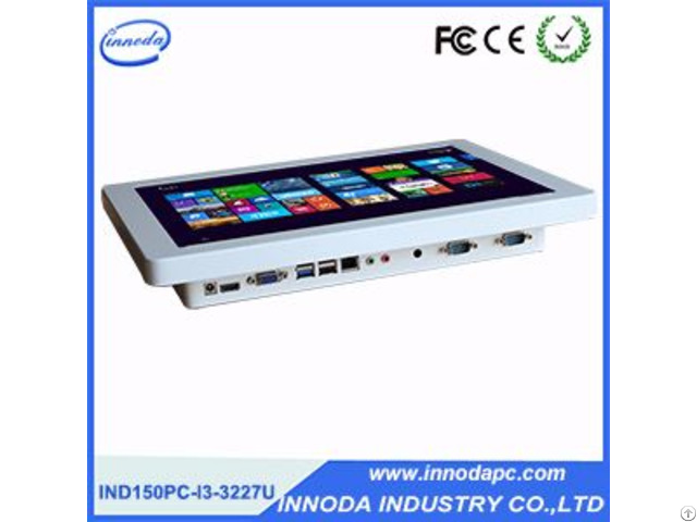 Customized Unique Design Touch Screen Embedded Computer Provide By Factory