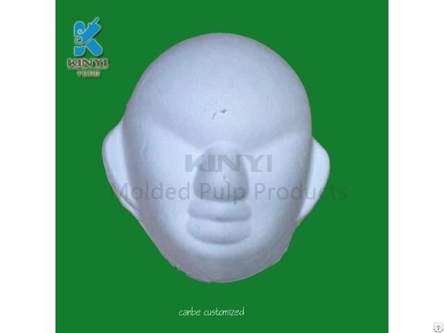 Custom Creative Paper Mache Animals Masks Crafts