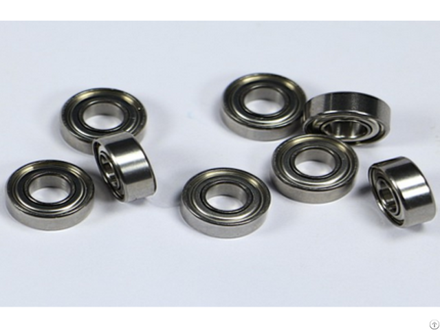 Miniature Deep Groove Ball Bearing Zz