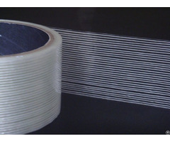 Strong Holding Power High Tensile Strength Transparent Mono Filament Tape