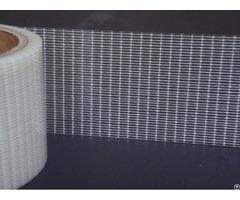 Transparent 0 14mm Strong Bonding High Tensile Strength Cross Filament Tape