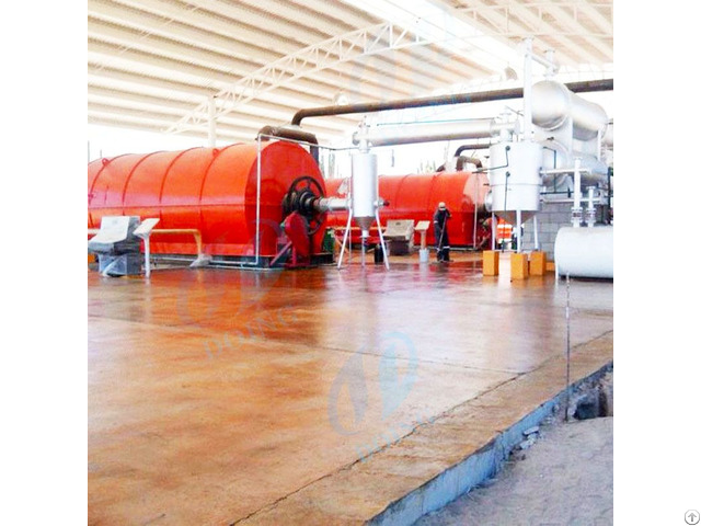 Waste Management To Recycle Wastes Into Fuel