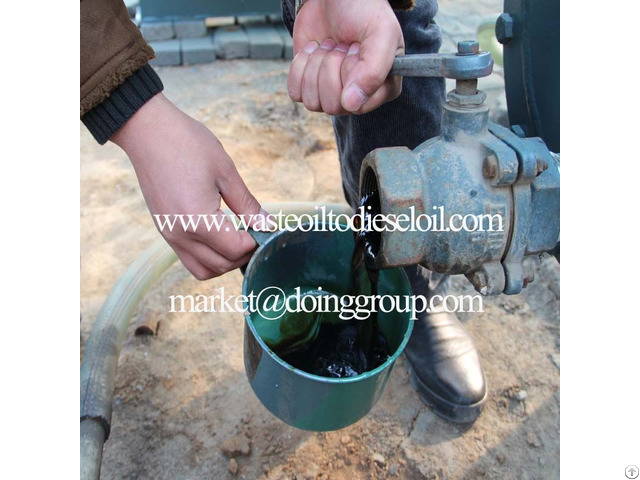 Waste To Fuel Oil Pyrolysis Plant Installation Project Cases