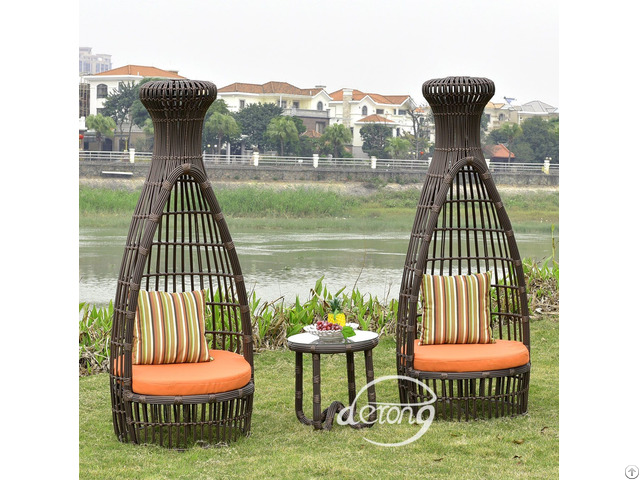 Hotel Outdoor Leidure Chairs And Table