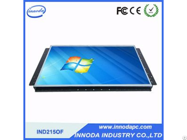 Open Frame Aluminum Shell Industrial Monitor