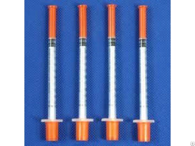 Insulin Syringe For Disposable
