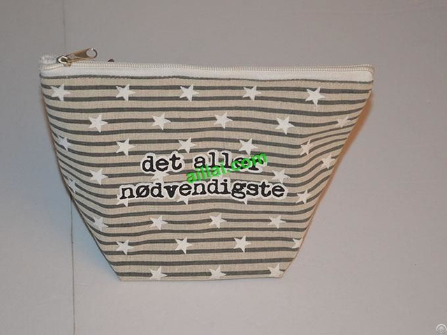 Sell Canvas Beauty Bag