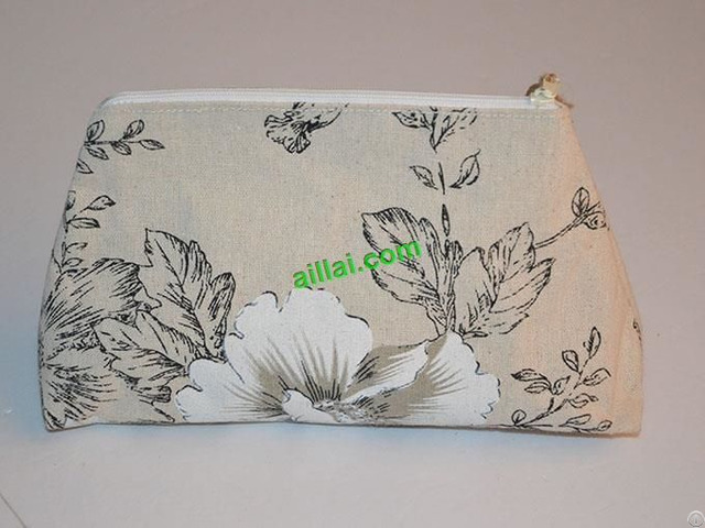 Sell Canvas Beauty Cosmetic Bag