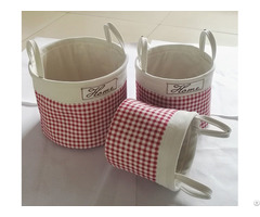Sell Cotton Fabric Laundry Bag