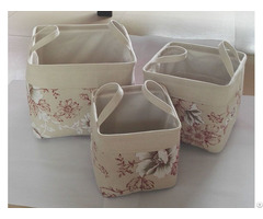 Sell Cotton Fabric Laundry Bag 2