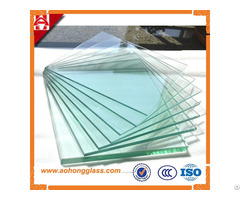 3mm 19mm Clear Float Glass