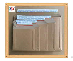 Kraft Brown Adhesive Mailer