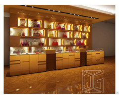 Dc01 High End Stainless Steel Custom Jewelry Display Cases