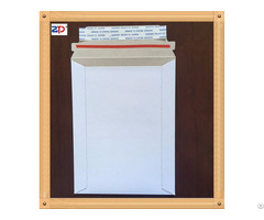 White Cardboard Self Seal Mailers Envelope