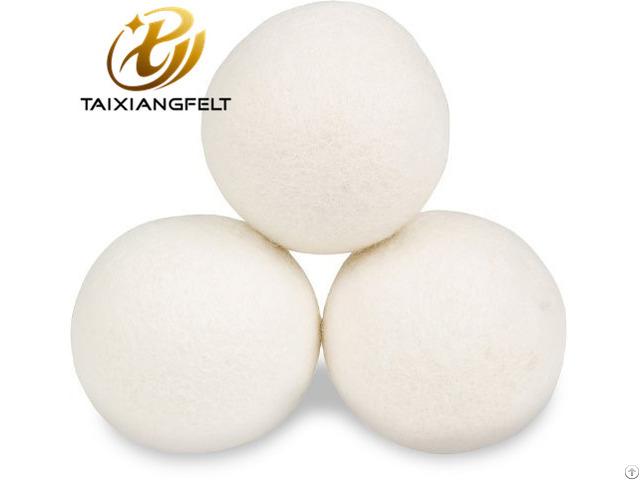 Six Pack Xl 100% Wool Dryer Balls