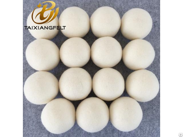 100% Wool Laundry Dryer Ball