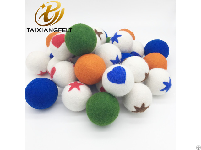 Handmade 9 Inch 6 Pack 100% New Zealnd Merino Laundry Wool Dryer Balls