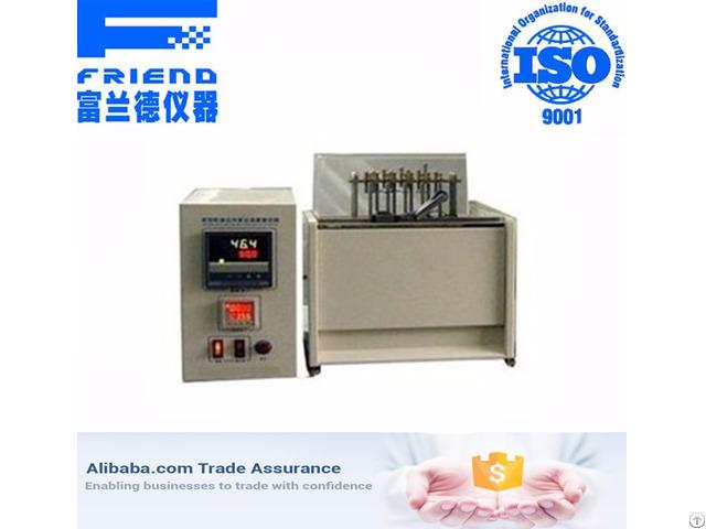 Automatic Engine Oil Borderline Pumping Temperature Meter