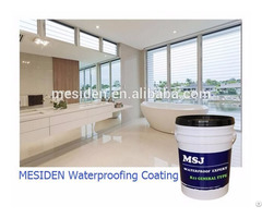 Mesiden Acrylic Waterproofing Paint Water Resistance Coating