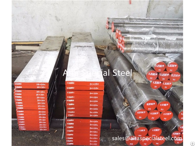 Din 1 2083 Aisi D3 Cold Work Tool Steel