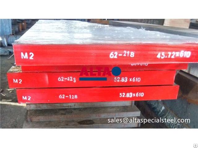Din 1 3343 Aisi M2 High Speed Steel