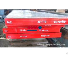 Din 1 3343 Aisi M2 High Speed Steel