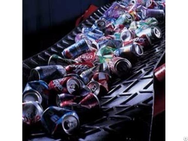 Goodyear Lightweight Conveyor Belt Recycling Belts