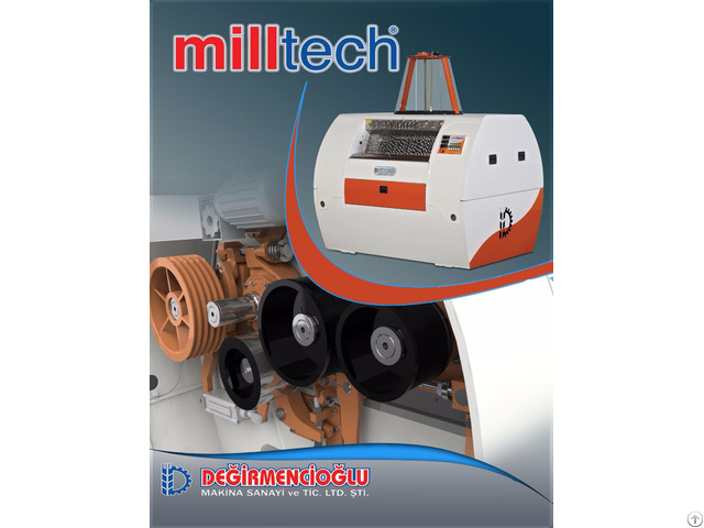 Flour Milling Machines