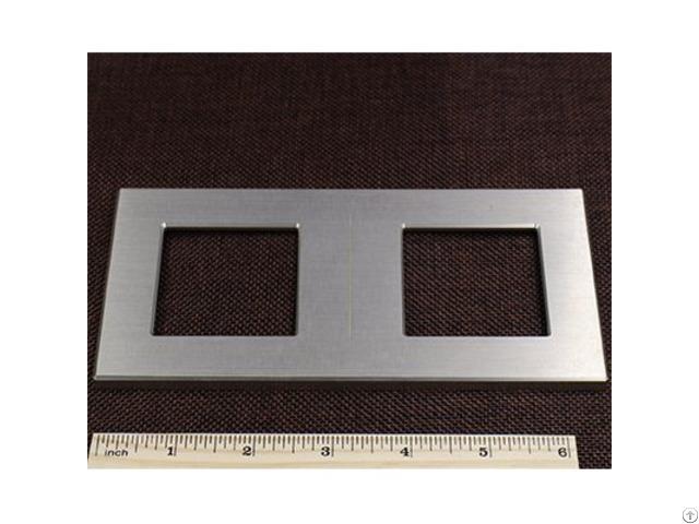 Cnc Machining Switch Panel